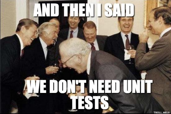 Prečo píšem testy?